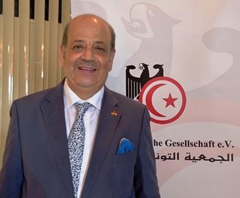 Raouf Khammassi, DTG Präsident