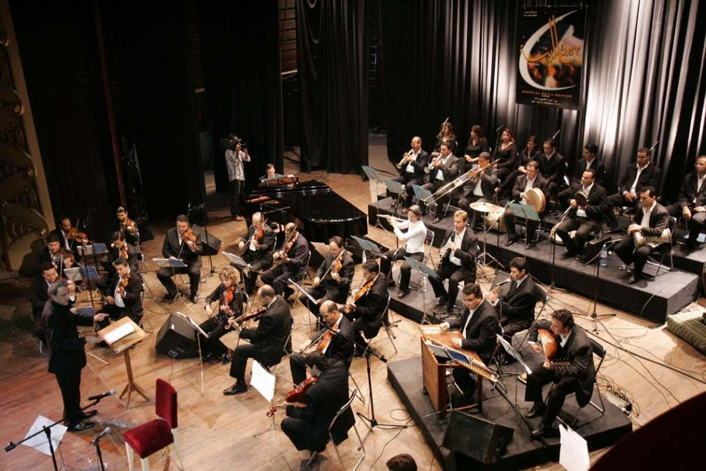 Ensemble de Musique Mediterraneenne aus Tunis