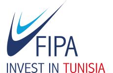 Logo: FIPA - Invest in Tunesia