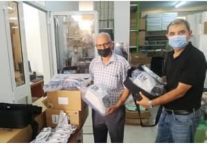 Habib Ladhari und Dr. Mohamed Eloued